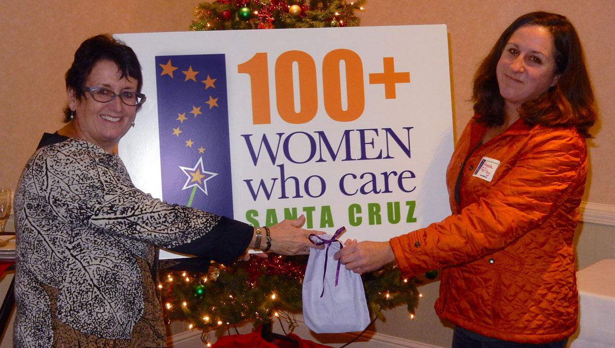 December donation